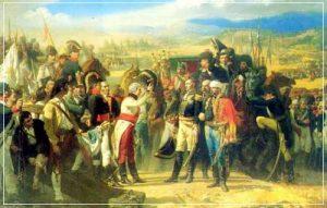 Rendición de Dupont a Castaños