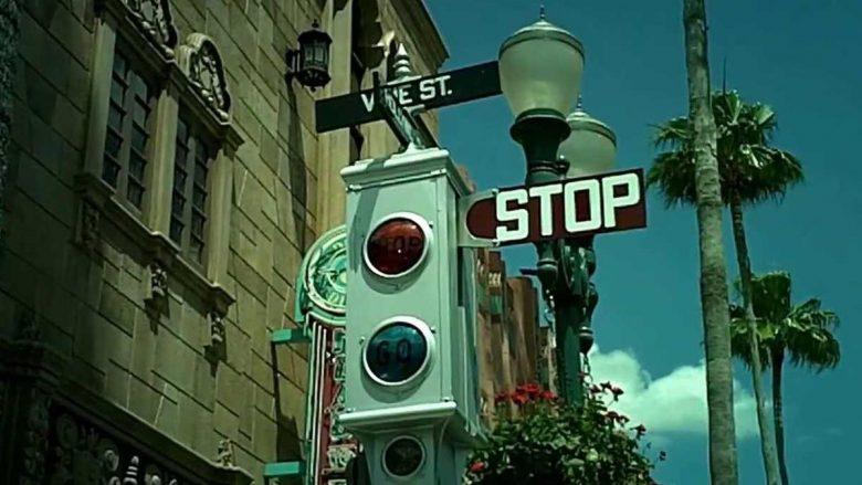 El primer semáforo del mundo