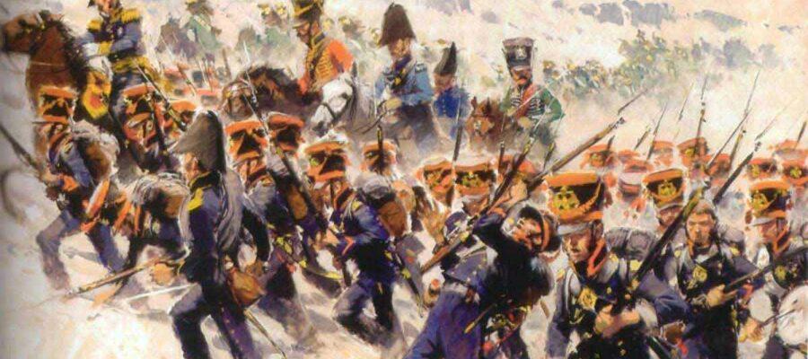El café de la historia -La espada del mariscal Dupont