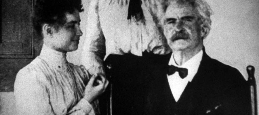El café de la historia - Curiosidades de Mark Twain
