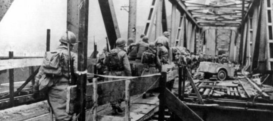 El café de la historia - El puente de Remagen
