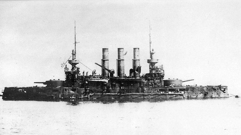 El café de la historia -La flota rusa del Báltico