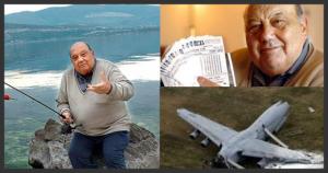 Frano Selak, el hombre con más suerte del mundo