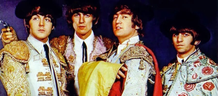 El café de la historia - Beatles en España