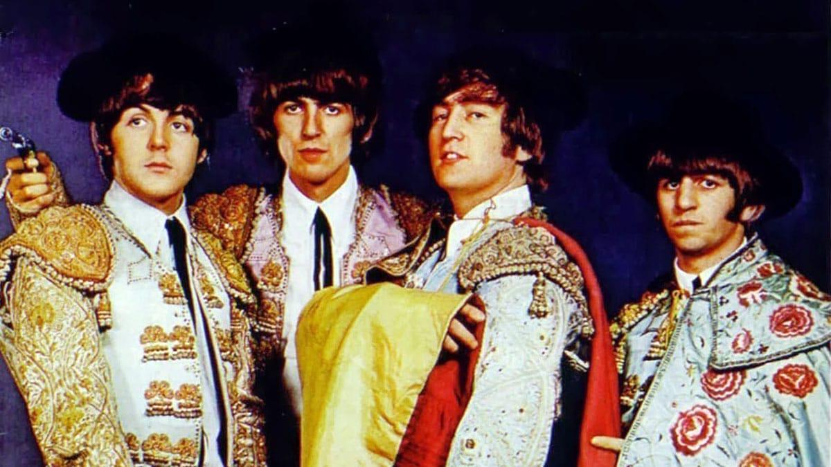 ¡Que vienen los Beatles! (1)