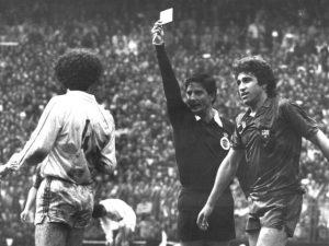 Los árbitros españoles y sus dos apellidos