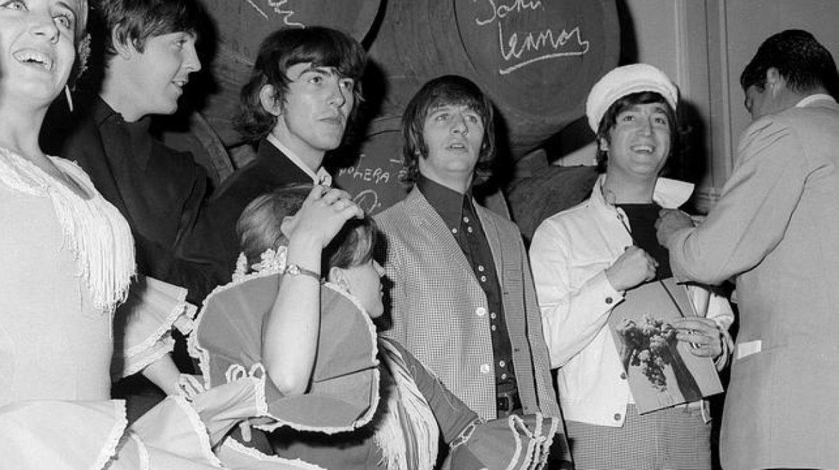 ¡Que vienen los Beatles! (2)