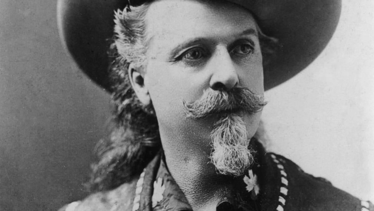 Buffalo Bill y su paso por Barcelona