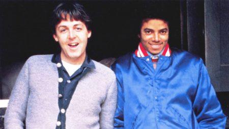 Michael Jackson contra Paul McCartney