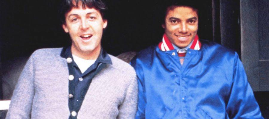 El café de la historia - La enemistad entre McCartney y Jackson