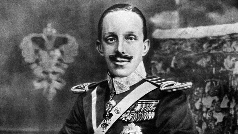 Alfonso XIII, «el Sicalíptico»