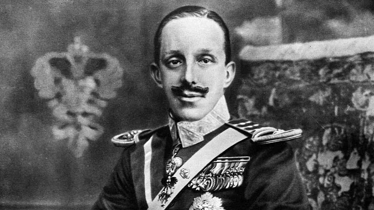 """Alfonso XIII, """"el Sicalíptico"""""""