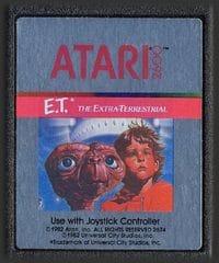 ET el extraterrestre, el videojuego
