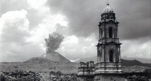 El nacimiento del volcán Paricutín