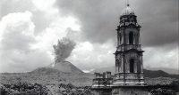 Nacimiento volcán Paricutin