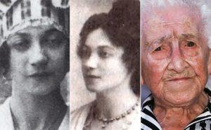 Las edades de Jeanne Calment