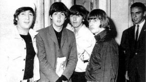 Joan Gaspart y Los Beatles