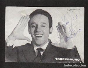 Torrebruno, presentador de los Beatles en España Los Beatles en España