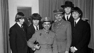 Los Beatles en España 1965