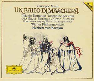 Un ballo in maschera de Giuseppe Verdi