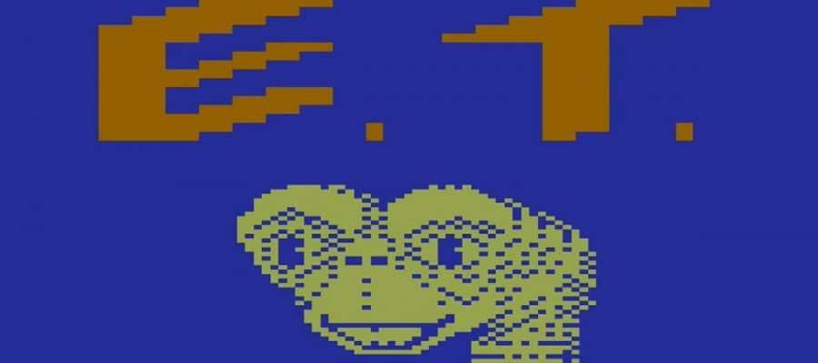 Cartucho de Et de Atari
