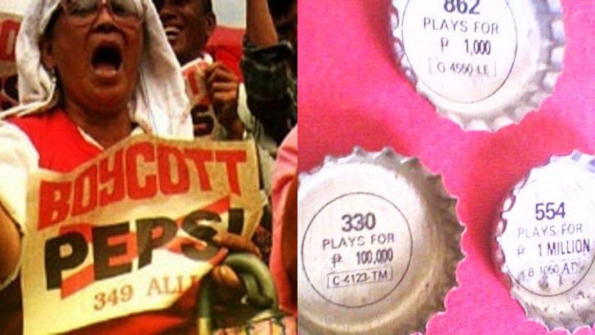 Pepsi, Filipinas y el número 349