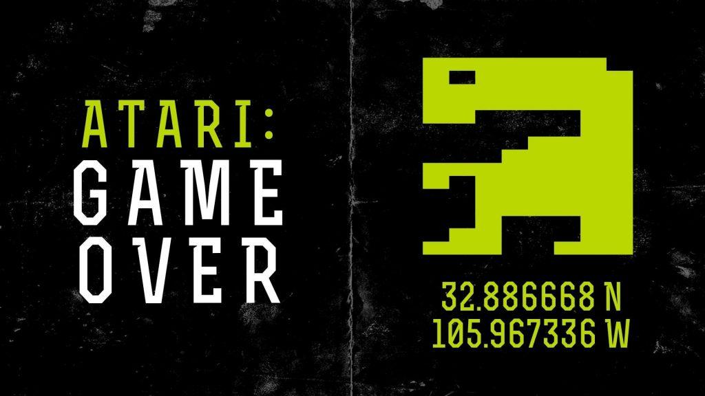 Atari, game over