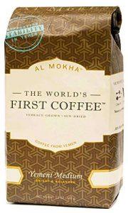 Paquete de café Moca