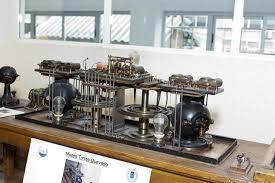 Telekino expuesto en el Museo Torres Quevedo
