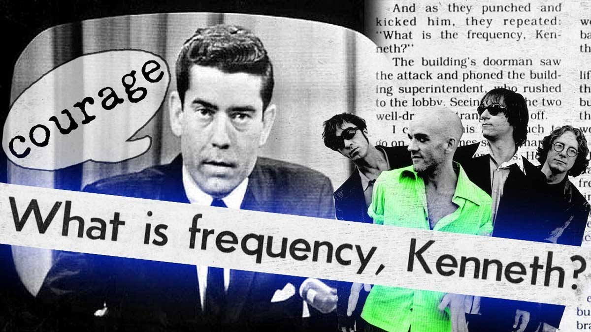 WTF, Kenneth? o la insólita historia detrás de una canción de REM