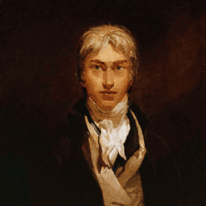 "Joseph Mallord William Turner, aka ""el pintor de la luz"""