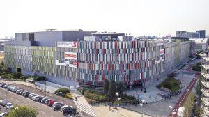 Donde los historiadores ubican la batalla de Bicoca, hoy se erige este gran centro comercial