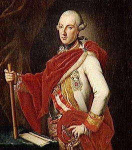 José II, emperador del Imperio austrohúngaro