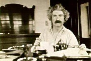 Curiosidades y anécdotas de Mark Twain