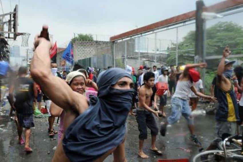 Filipinas, protestas de 1992 contra Pepsi - el café de la historia