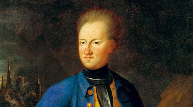 Carlos XII de Suecia - el café de la historia