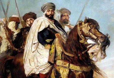 Abderramán III - el café d ela historia