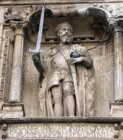 Fernán González, conde de Castilla - el café de la historia