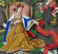 Toda, reina de Navarra - el café de la historia