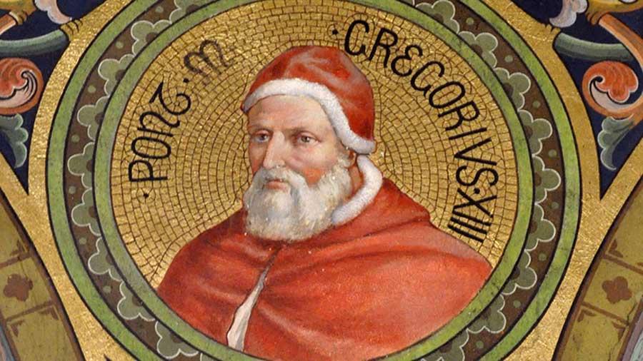 Gregorio XIII - el café de la historia