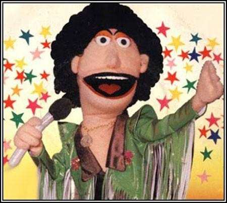 Horacio Pinchadiscos, un muñeco tan famoso que llegó a grabar sus propios discos. Y se vendían.