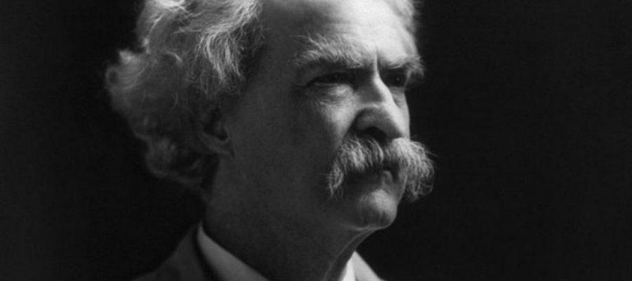 El café de la historia -Frases célebres de Mark Twain