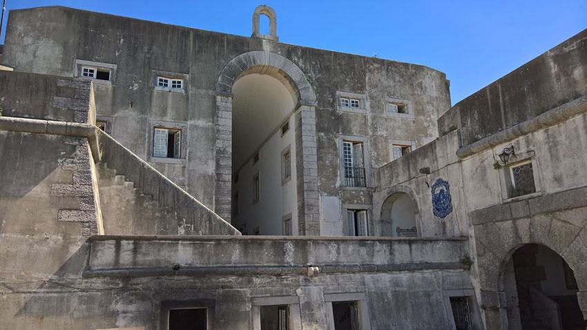 El Forte de Santo António
