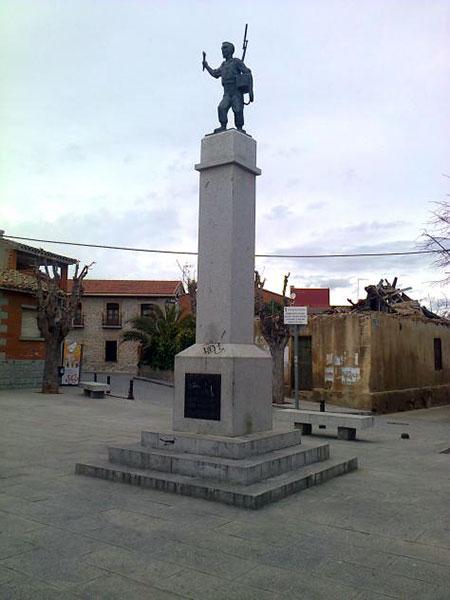 Monumento a Cascorro, Chapinería