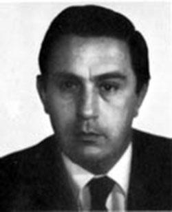 El ministro Sancho Rof