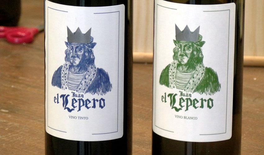 Existe hasta un vino en memoria de Juan de Lepe