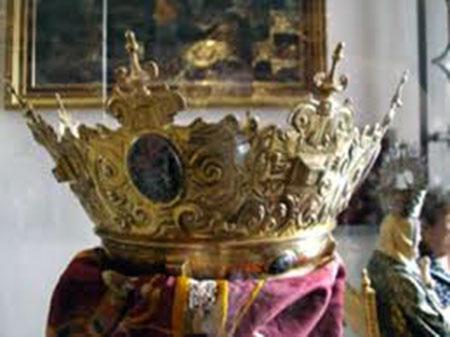 La corona de Enrique VII