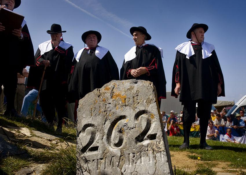 La piedra de San Martín
