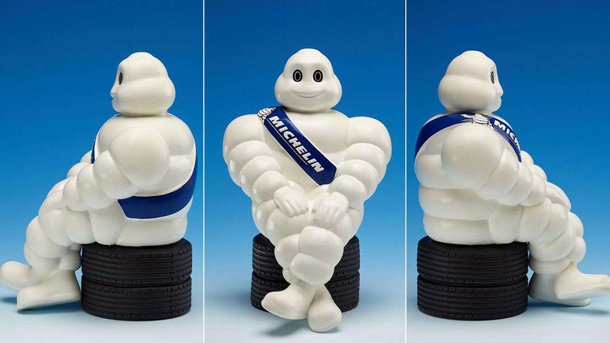 Bibendum, el embajador de Michelin
