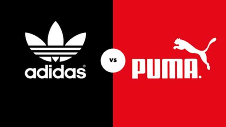 Adidas versus Puma - el café de la historia